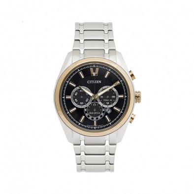 Ανδρικό ρολόι Citizen Eco-Drive Titanium Super Titanium Chronograph CA4014-57E