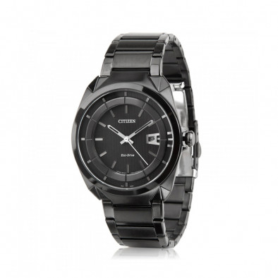 Ανδρικό ρολόι Citizen Eco-Drive Analog Black Dial
