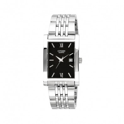 Ανδρικό ρολόι Citizen silver/black analog BH1370-51E