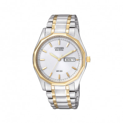 Ανδρικό ρολόι Citizen Eco-Drive Two Tone BM8434-58AE