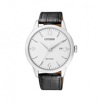 Ανδρικό ρολόι Citizen GTS Leather Strap BM7300-09A