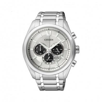 Ανδρικό ρολόι Citizen Eco-Drive Titanium Chronograph