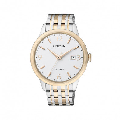 Ανδρικό ρολόι Citizen Eco-Drive Sports Two Tone BM7304-59A