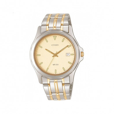 Ανδρικό ρολόι Citizen Two-Tone Gold Dial