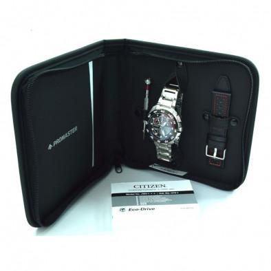 Ανδρικό ρολόι Citizen ECO-DRIVE PROMASTER CHRONOGRAPH JW0124 53E JW0124 53E  4