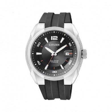 Ανδρικό ρολόι Citizen Eco-Drive Super Titanium BM6900-07E