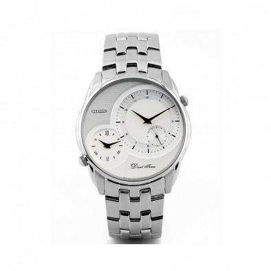Ανδρικό ρολόι Citizen Dual Time Zone AO3000-50B
