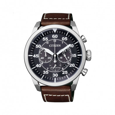 Ανδρικό ρολόι Citizen Men's Eco-Drive Aviator Chronograph