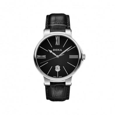 Ανδρικό ρολόι Doxa Classic IL Duca Quartz Gent 1311010201