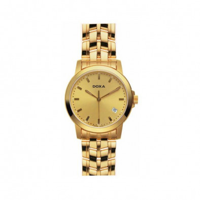 Ανδρικό ρολόι Doxa Classic Vintage California Yellow Gold 2003030111