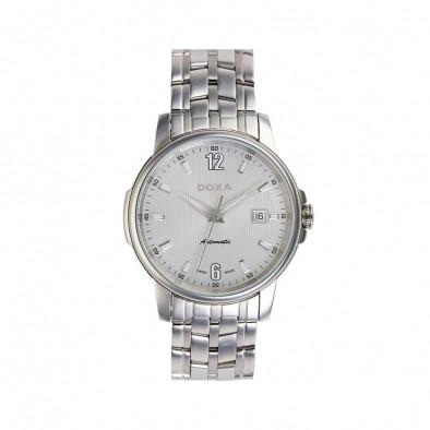 Ανδρικό ρολόι Doxa Ethno Silver Dial Automatic
