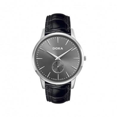Ανδρικό ρολόι Doxa Classic Slim Line 1 Gent 1051010101
