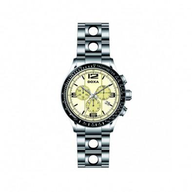 Ανδρικό ρολόι Doxa Trofeo Stainless Steel
