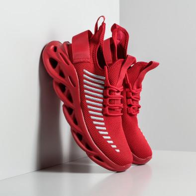 Ανδρικά κόκκινα αθλητικά παπούτσια Rogue it270320-21 2