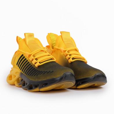 Ανδρικά κίτρινα αθλητικά παπούτσια Rogue gradient it261020-1 3