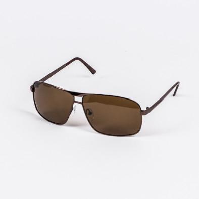 Ανδρικά καφέ γυαλιά ηλίου Aedoll il200720-13 2