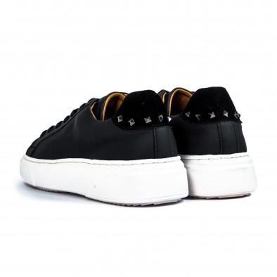 Ανδρικά μαύρα sneakers it300920-56 3