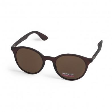 Ανδρικά καφέ γυαλιά ηλίου Renato il200521-9 3