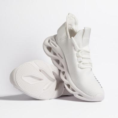 Ανδρικά λευκά αθλητικά παπούτσια Rogue it270320-22 5