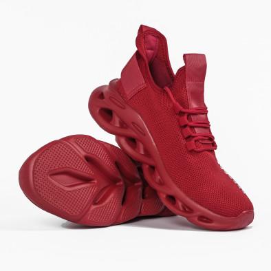 Ανδρικά κόκκινα αθλητικά παπούτσια Rogue it270320-21 5