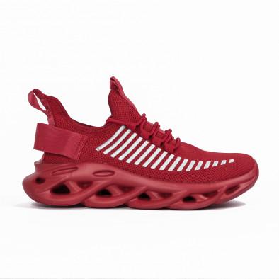 Ανδρικά κόκκινα αθλητικά παπούτσια Rogue it270320-21 3