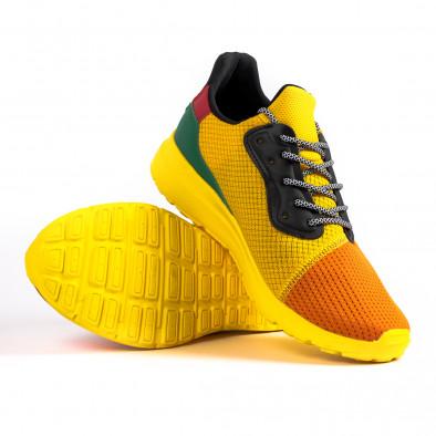 Ανδρικά πολύχρωμα αθλητικά παπούτσια Kiss GoGo it260520-5 4
