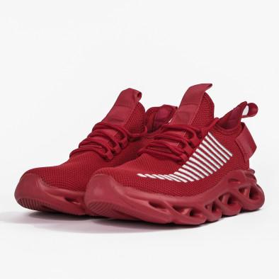 Ανδρικά κόκκινα αθλητικά παπούτσια Rogue it270320-21 4