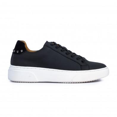 Ανδρικά μαύρα sneakers it300920-56 2