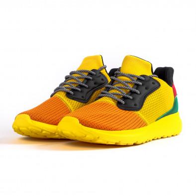 Ανδρικά πολύχρωμα αθλητικά παπούτσια Kiss GoGo it260520-5 3