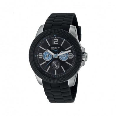 Ανδρικό ρολόι Esprit Esprit Quartz Black Dial