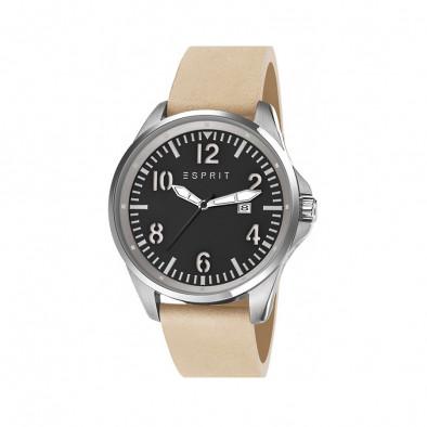 Ανδρικό ρολόι Esprit Black Dial Quartz