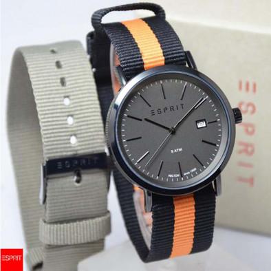 Ανδρικό ρολόι Esprit Alan Grey Dial  Multicolor Bandl  ES108361001 2