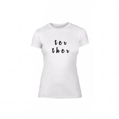 Γυναικεία Μπλούζα Better Together λευκό Χρώμα Μέγεθος M TMNLPF131M 2