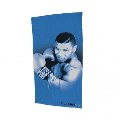 Ανδρικό πολύχρωμο πετσέτα θαλάσσης Fashionmix 250413-6 2