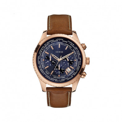 Ανδρικό ρολόι Guess PURSUIT CHRONOGRAPH W0500G1
