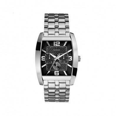 Ανδρικό ρολόι Guess Chronograph power broker W95015G1
