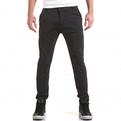 Ανδρικό γαλάζιο παντελόνι Jack Berry it090216-27 2
