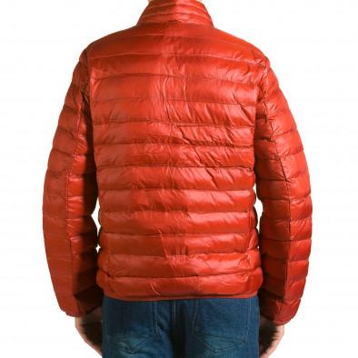Ανδρικό κόκκινο χειμωνιάτικο μπουφάν Y-Two it110915-4 3