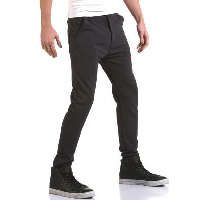 Ανδρικό γαλάζιο παντελόνι Jack Berry it090216-27 4