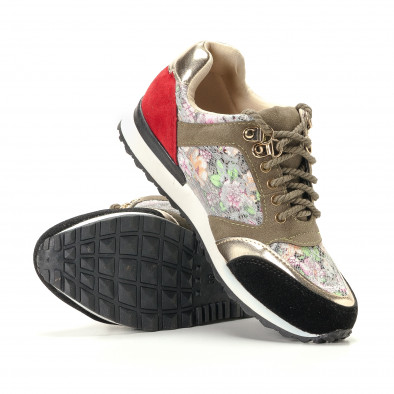 Γυναικεία πολύχρωμα αθλητικά παπούτσια R's it200917-53 4