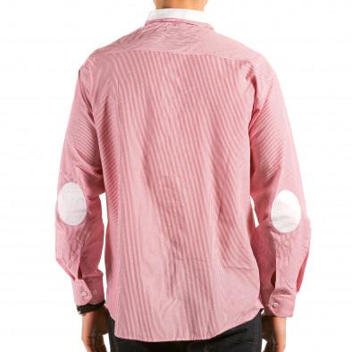 Ανδρικό κόκκινο πουκάμισο Royal Kaporal il180215-178 2