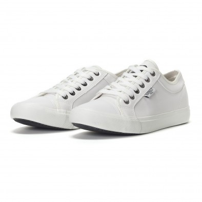 Ανδρικά λευκά basic sneakers  it240418-30 3