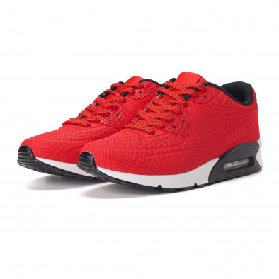 ea0b47dbcbf Ανδρικά κόκκινα αθλητικά παπούτσια Jomix it260117-15 - Fashionmix.gr