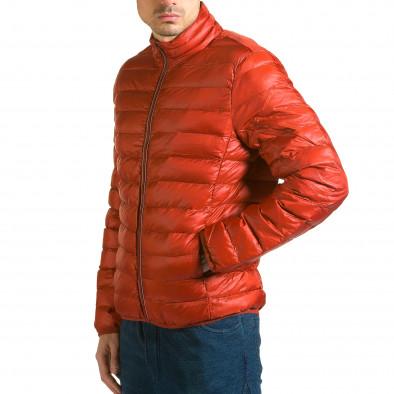Ανδρικό κόκκινο χειμωνιάτικο μπουφάν Y-Two it110915-4 4