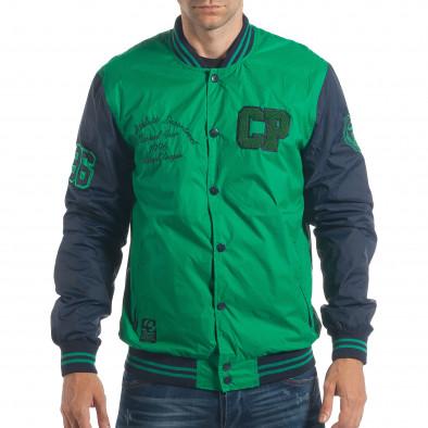 Ανδρικό πράσινο ανοιξιάτικο μπουφάν CROPP lp180717-117 - Fashionmix.gr 184b5131b1a