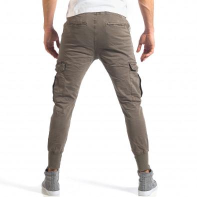 Ανδρικό πράσινο παντελόνι Always Jeans it290118-8 4