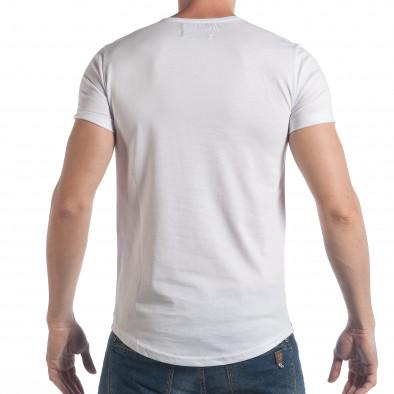 Ανδρική καμουφλαζ κοντομάνικη μπλούζα Breezy tsf090617-24 3