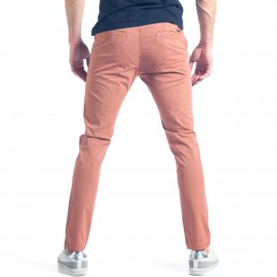 Ανδρικό ροζ παντελόνι XZX-Star it290118-35 3