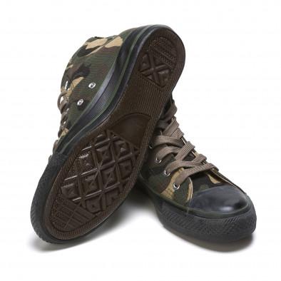 Ανδρικά καμουφλαζ sneakers Mapleaf it210415-22 4