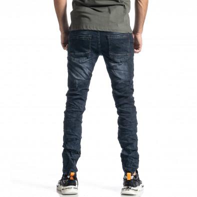 Ανδρικό σκούρο μπλε τζιν Yes!Boy it010221-41 3